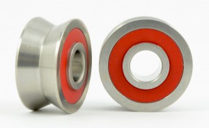 Bearing unit for poultry deboning