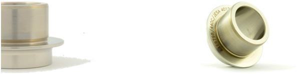 Bague pour portée de joint banner Laufringe für Wellendichtung