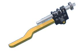 mecanisme cabriolet Verriegelungssystem für Cabriolets