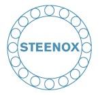 picto steenox Kurvenrolle für Flaschen  Abfüllanlage