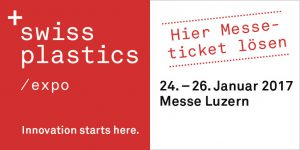 Hier Messeticket lösen 300x150 Besuchen Sie uns auf der SwissPlastics Expo 2017