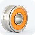Bearings for linear guidance
