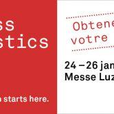 Rendez-nous visite à SwissPlastics Expo 2017