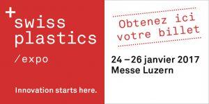 Obtenez ici votre billet 300x150 Rendez nous visite à SwissPlastics Expo 2017